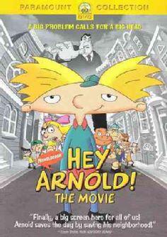 Hey Arnold! The Movie (DVD)