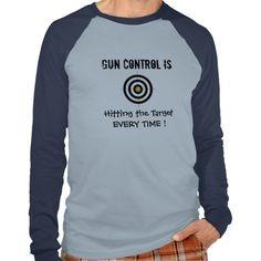 Gun Control T-Shirt - Customized T Shirt, Hoodie Sweatshirt