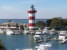 Harbour Town Lighthouse, HHI, SC