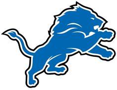Detroit Lions Logo [EPS File]