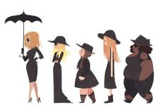 "American Horror Story: Coven best season so far! ""Don't mess with the supreme"""