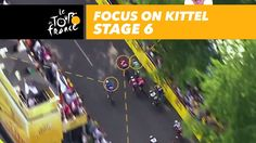 cool Focus on Kittel - Stage 6 - Tour de France 2017