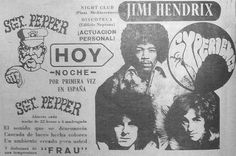 El día que Jimi Hendrix tocó en Mallorca | VICE | España