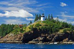 Owls Head lighthouse -Rockland, Maine