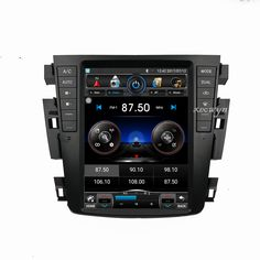 "Vertical screen 1024*600 Quad core 9.7"" Car radio GPS Navigation for Nissan teana J31 2003-2007 230JK 230jm For Nissan maxima #Affiliate"
