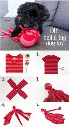 ▷ 1001 + Ideen, wie Sie ein Hundespielzeug selber machen - #fabrictoys - Suchen Sie nach Inspirationen, wie Sie ein Hundespielzeug selber machen? Klicken Sie hier uns sehen Sie sich unsere Ideen an!...