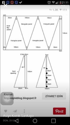 it be to make your very own teepee for the kids? Well we found a very easy teepee pattern on this site. cowboys and indians anyone? Diy Tipi, Diy Kids Teepee, Kids Tents, How To Make Teepee, Sewing For Kids, Baby Sewing, Diy For Kids, Teepee Pattern, Make Your Own