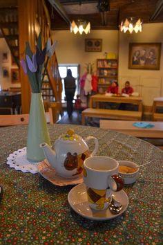 Cafe culture in Estonia - Koogel Moogel, Tallinn
