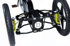 Reverse Trike, Motorized Bicycle, E Scooter, Cargo Bike, Fat Bike, Pedal Cars, Mini Bike, Bicycle Design, Go Kart