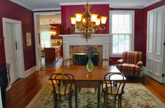 Historic Properties for Sale - Historic St. Mary's Rectory c.1849 - Aquasco, Maryland