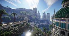 Aegea Minecraft World Save