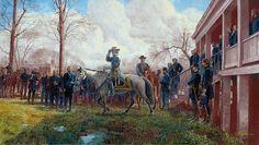 Respect of an Army Appomattox C. H., Va., April 9, 1865