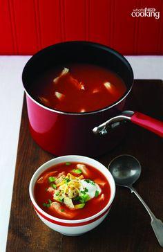 Tortilla Soup #recipe