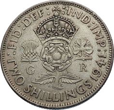 Old Silver Coins, Roman Jewelry, Valuable Coins, Uncirculated Coins, George Vi, World Coins, Rare Coins, Old English