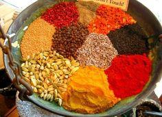 Making your own spice blends:  *pumpkin pie spice  *garam masala  *ras el hanout