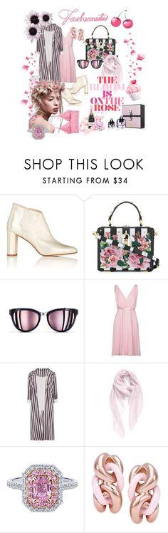 """Trendy"" by noelia-ferreiro ❤ liked on Polyvore featuring Manolo Blahnik, Dolce&Gabbana, Chanel, Prada, Boohoo, Nordstrom and Yves Saint Laurent"
