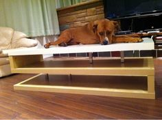 S-Lack coffee table