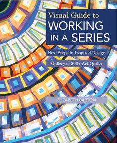 Working in Series. Elizabeth Barton. C&T (2014). The book takes you step by step how to plan and carry out the right series for you personally.