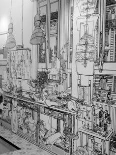 murales - Charlotte Mann