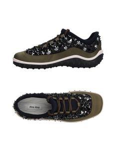MIU MIU Sneakers. #miumiu #shoes #sneakers