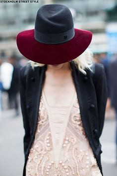 The Latest Must Have Accessory: Maison Michel Hats