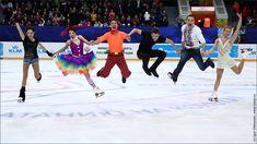 Чемпионы России 2016