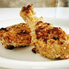Cajun Oven-Fried Chicken from Cooking Light recipes-to-try Creole Recipes, Cajun Recipes, Cooking Recipes, Cajun Food, Rajun Cajun, Cajun Cooking, Cooking Ideas, Yummy Recipes, Buffalo Chicken Pasta