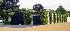 Jardines verticales Intensivos y Extensivos Canevaflor® de Hidrosym