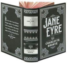 Jane Eyre (Barnes & Noble Leatherbound Classics Series)