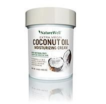 When a beauty-obsesed friend recently insisted I try a new coconut-oil body lotion, I nodded and smiled. I know coconut oil is the cure for everything from chronic dry skin to international terrorism, but I personally don't love the. Coconut Oil Cream, Best Coconut Oil, Coconut Oil For Acne, Extra Virgin Coconut Oil, Benefits Of Coconut Oil, Organic Coconut Oil, Coconut Oil Moisturizer, Coconut Oil Lotion, Moisturizer For Dry Skin
