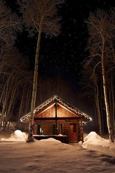 Cabin in Steamboat Springs, Colorado