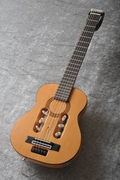 kurosawastore | Rakuten Global Market: TRAVELER GUITAR Escape Classical s compact guitar.""