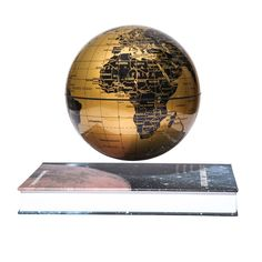 Buy senders 6inch floating globe with led lights magnetic 18 amazing gifts for geeks let everything float in the air vintage globegeek giftsoffice desk decorationsgold sofamagnetic levitationhome gumiabroncs Gallery
