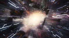 """Future Vertigo"" Cinema 4d - After Effects"