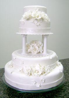 Resultado de imagem para bolo casamento