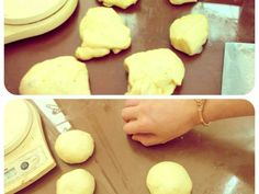 Roti Unyil Keju Favorit Papa+anak2 ( Mini Cheesy roll bun)  recipe step 3 photo