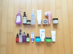 Korean Skin Care Routine For Dry Sensitive Skin Oily - skin care routine archives - biibiibeauty - bronwyn papineau Homemade Skin Care, Diy Skin Care, Skin Care Tips, Organic Skin Care, Natural Skin Care, Dry Sensitive Skin, Best Skin Care Routine, Beauty Tips For Skin, Beauty Stuff