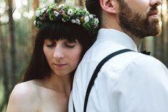 Brautpaarfotos im Spreewald • Steph & Thomas