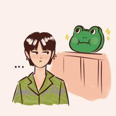Steven Universe, Seventeen Minghao, Hiphop, Seventeen Memes, Cartoon Fan, Adore U, Seventeen Wallpapers, Cute Chibi, Kpop Fanart