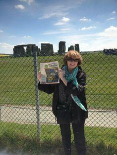 Trib at Stonehenge
