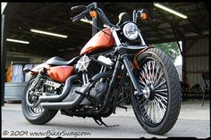 Harley Davidson Nightster... coming tomy garage soon