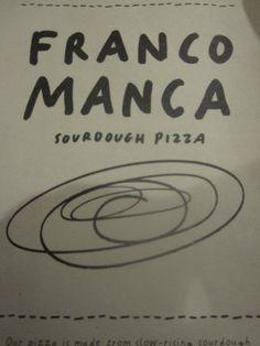 Franca Manca, Balham http://www.foodnerd4life.com/franco-manco-pizzas/