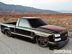 Top 10 Trucks Of 2012 - Custom Trucks - Truckin Magazine