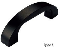 Essentra Components - Mânere de aluminiu Symbols, Glyphs, Icons