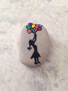 152 En Iyi Taş Boyama Görüntüsü Pebble Art Rock Painting Ve
