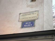 Rue Mazet