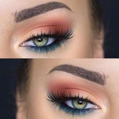 makeup for green eyes how to make green eyes pop (rétrogirl)