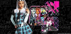 Since Monster High is the ultimate combination of spooky and chic, we're giving away the ultimate Monster High party! If your child is a...