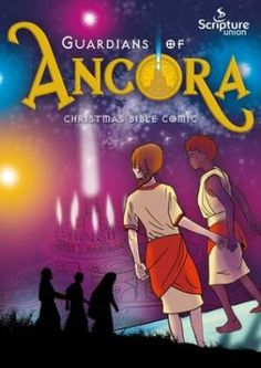 In the Ancora Christmas Bible Comic you'll find the story of Christmas, together with fun facts, quizzes and codes to help you discover what the Christmas story is all about! With each part of the story you'll find a Bible reference. This tells you where to find the story in the Bible - God's book.The comic is based around the theme of Scripture Union's groundbreaking tablet game, Guardians of Ancora.
