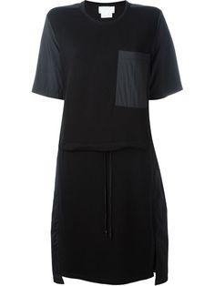 DKNY T-Shirt Dress. #dkny #cloth #dress